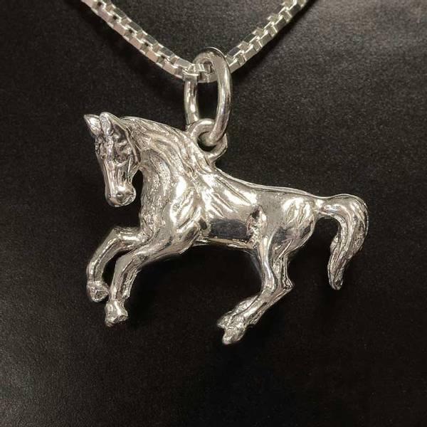 Bilde av Hest - Sølvanheng