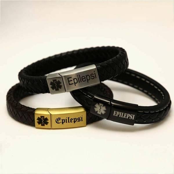 Bilde av Epilepsi armbånd